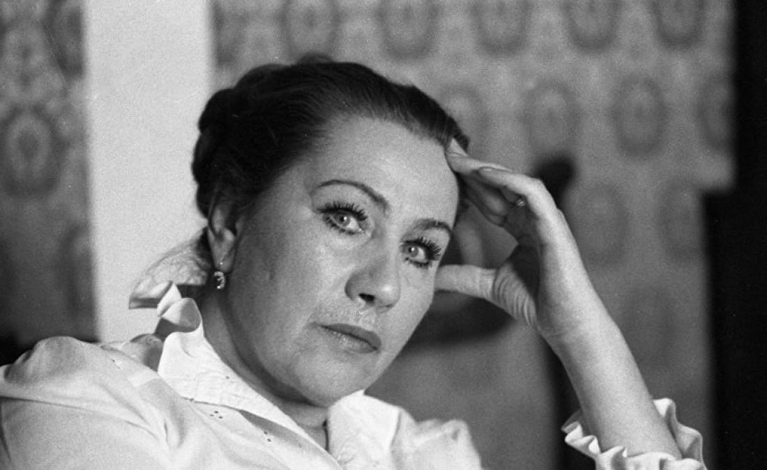 Галина Шергова умерла на 94-м году жизни