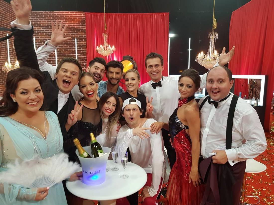 Дмитрий Комаров на Танці з зірками 2017
