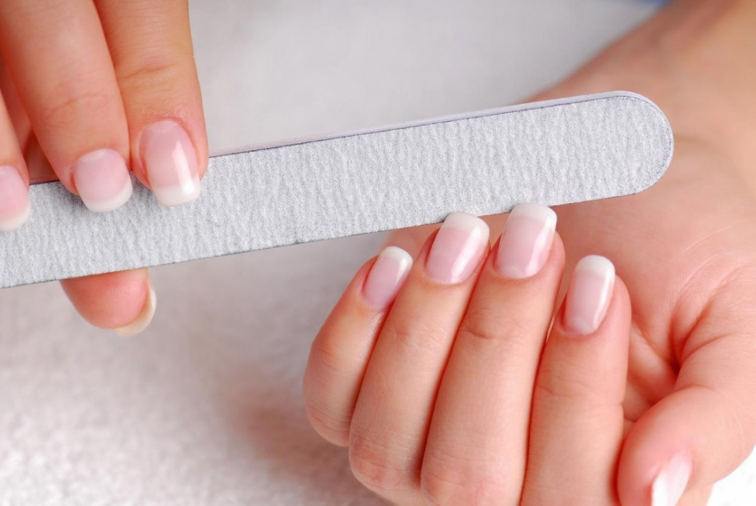 Подпиливание ногтей это