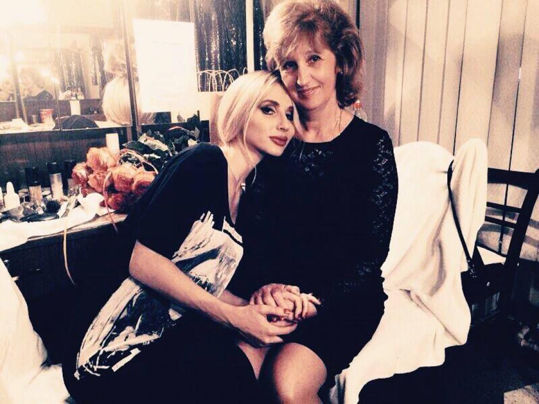 LOBODA с мамой