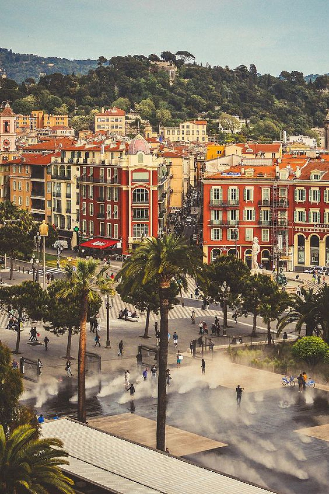 Ницца - рай роскошного туризма