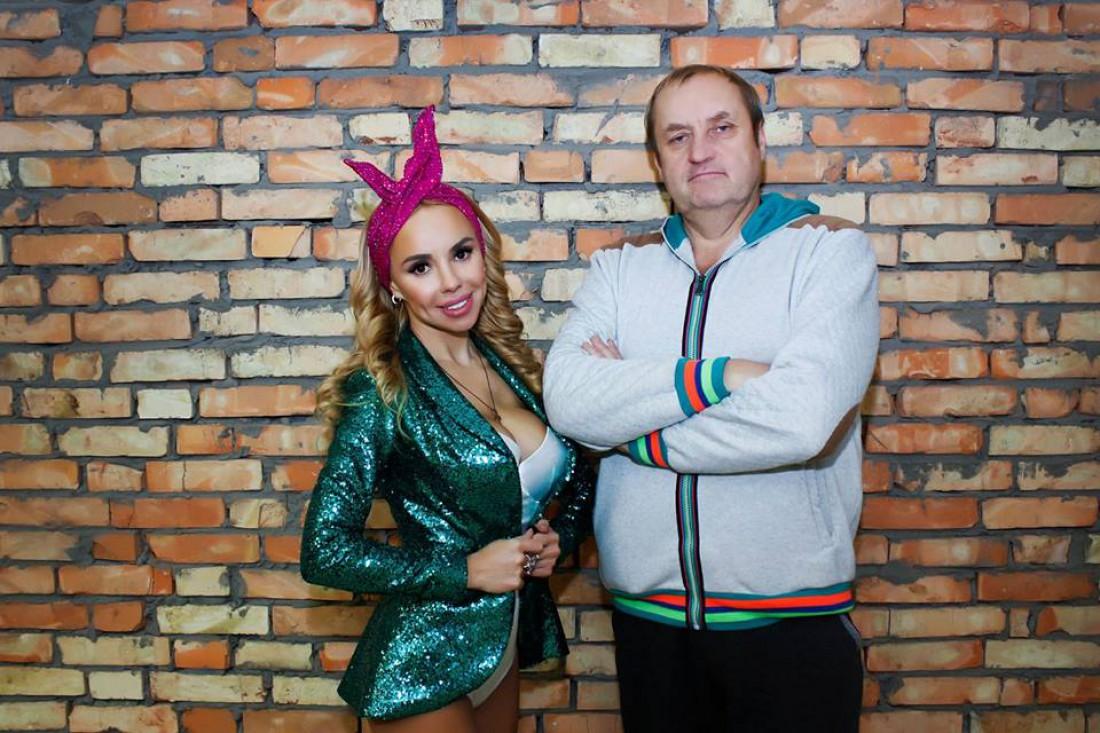 СолоХа и Владимир Бебешко