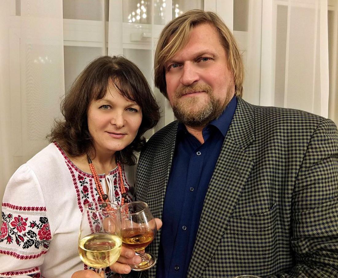 Зинаида и Игорь