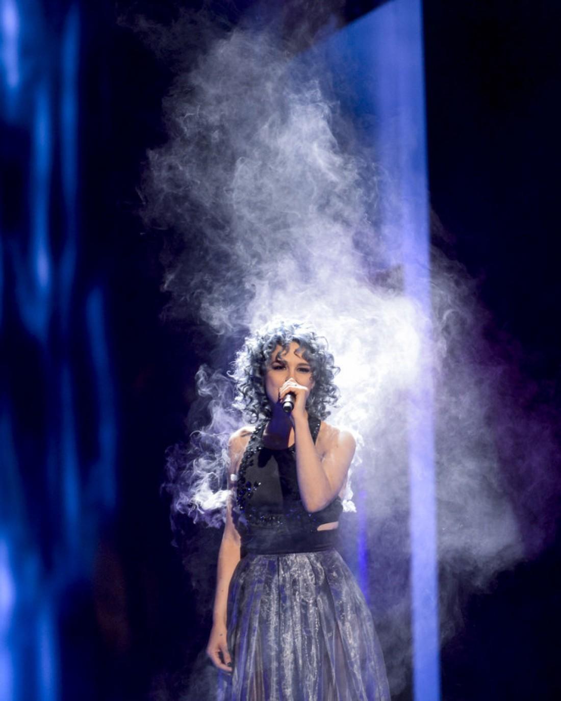 Евровидение 2016 второй полуфинал: Швейцария (Rykka)
