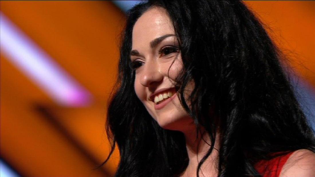 Х-фактор 7 сезон: Ксюша спела песню группы Ленинград
