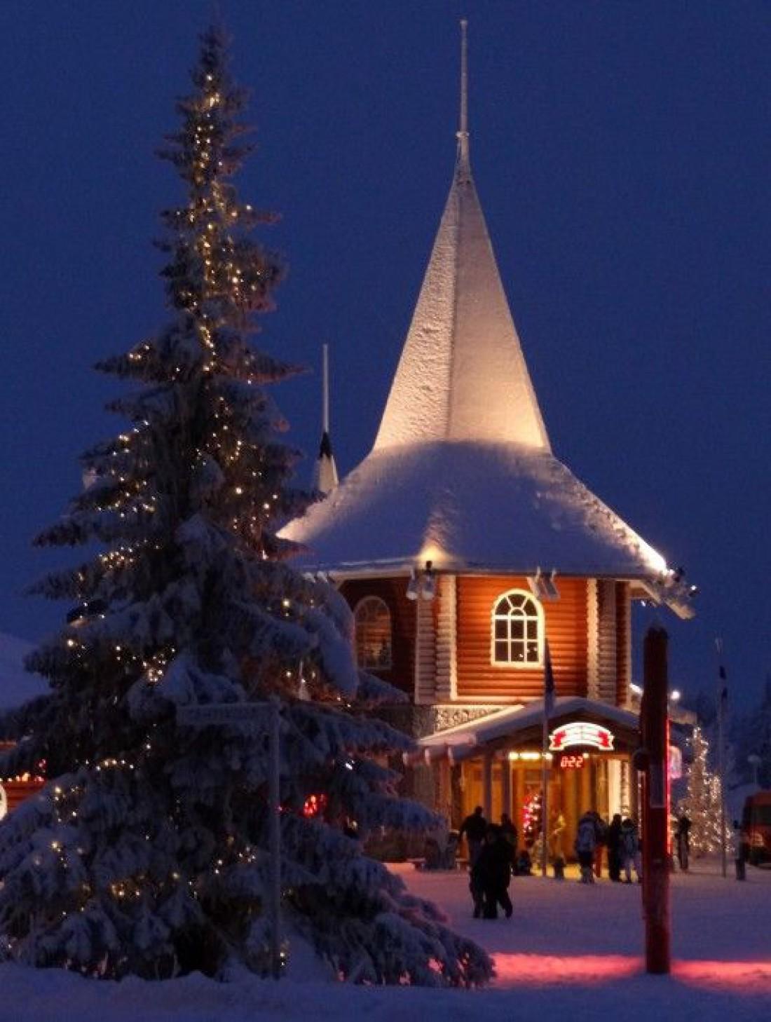 День святого Николая: Главные резиденции волшебника в Украине и мире