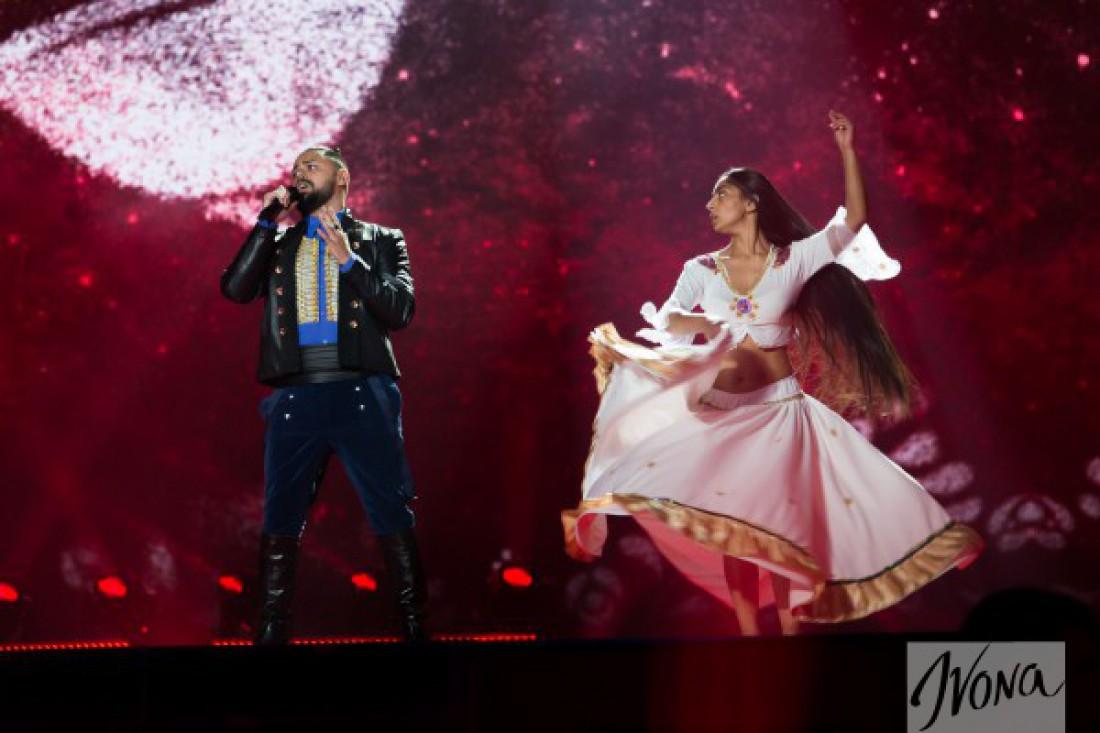 Евровидение 2017 второй полуфинал: Венгрия