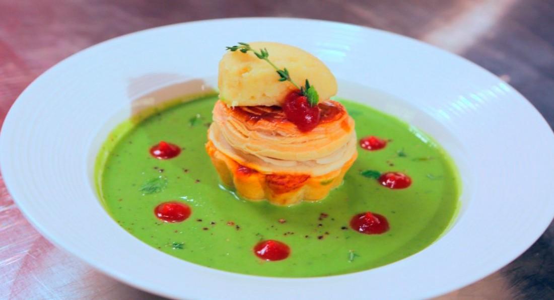 МастерШеф 6 сезон 11 выпуск: аматоры готовили австралийское блюдо