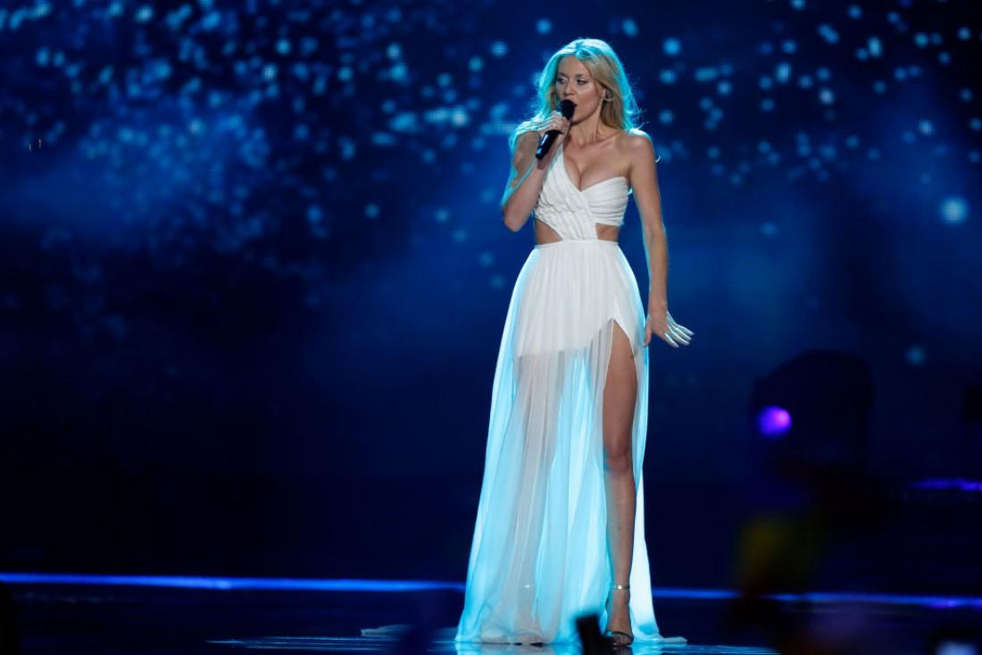 Финал Евровидения 2017: Польша – Кася Мось