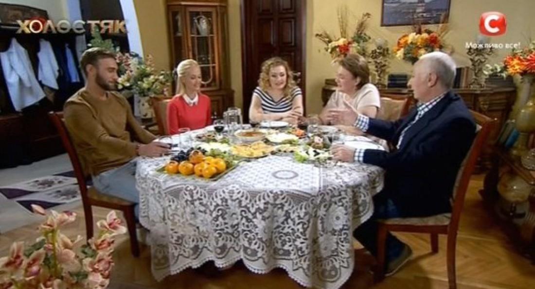 Холостяк 6 смотреть одиннадцатый выпуск: семья Иракли познакомилась со Снежаной