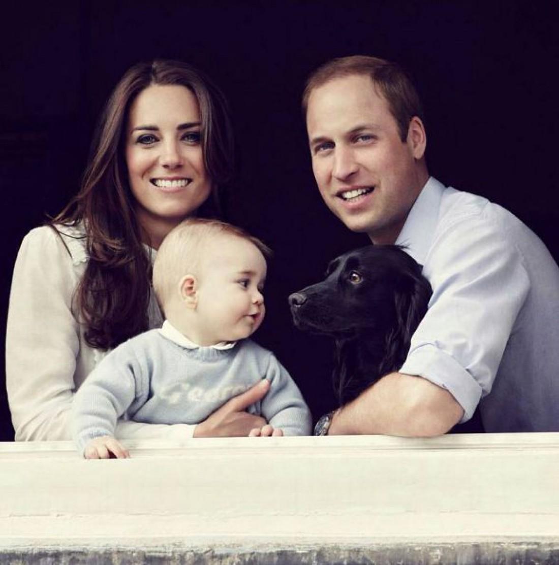 Принц Джордж стал иконой детской моды