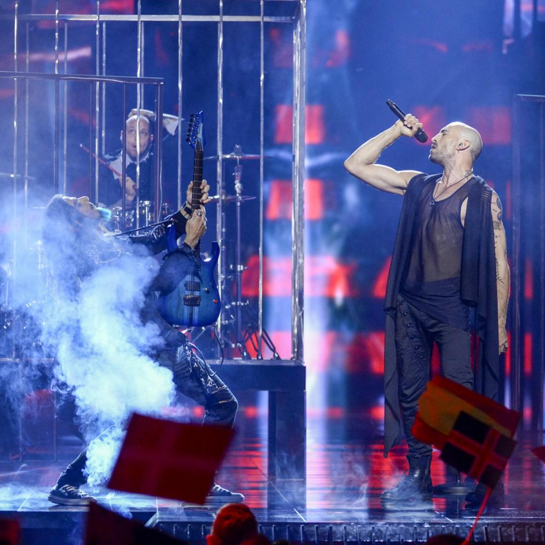 Евровидение 2016 финал: Minus One (Кипр) – Alter Ego