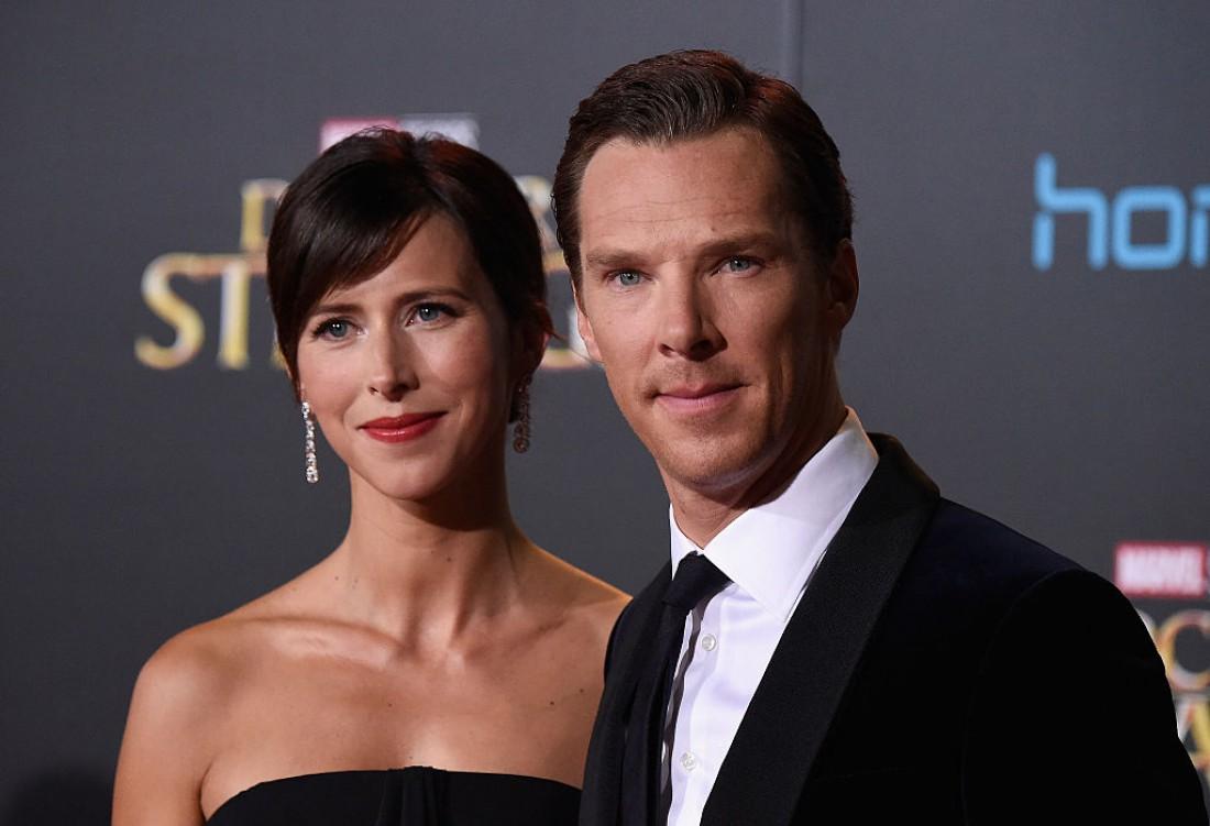 Звезда «Шерлока» Бенедикт Камбербетч 2-ой раз стал отцом