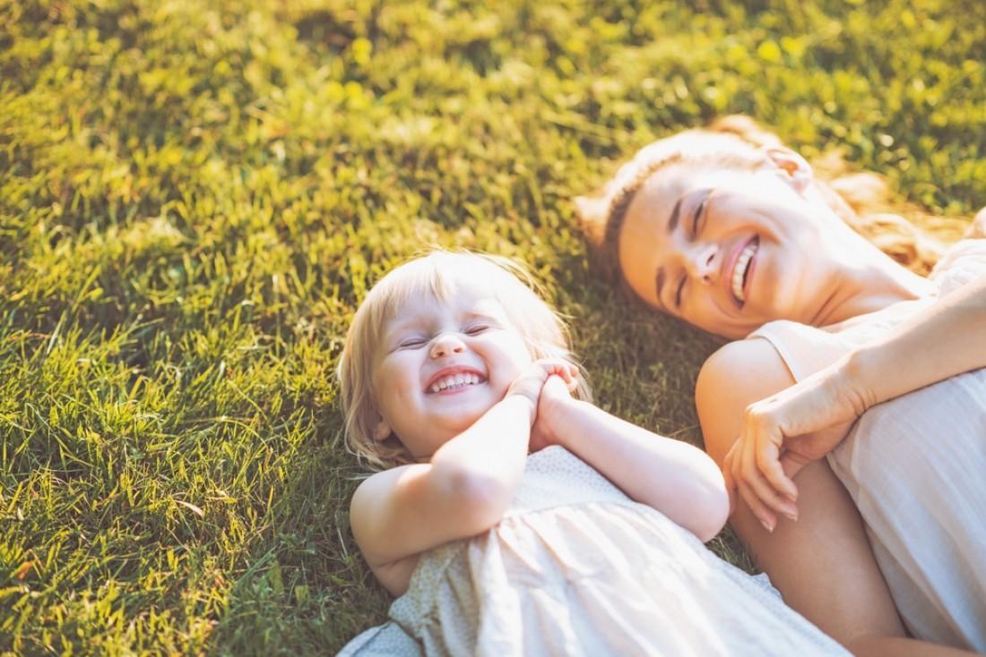Как делают счастливые мамы