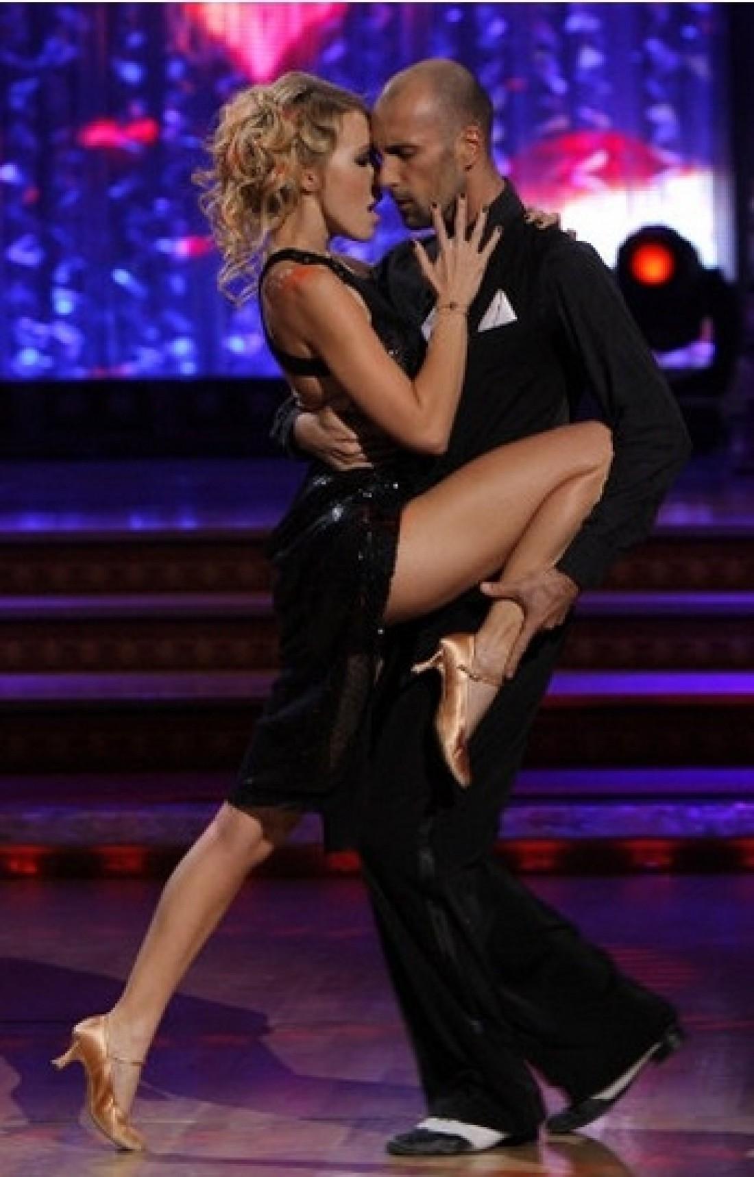 Сексуальные танцы со звездами