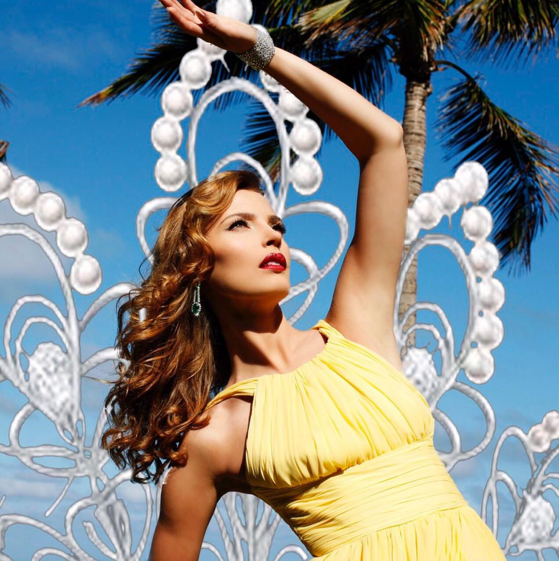Александра Николаенко-Раффин больше не владелица конкурса Мисс Украина Вселенная