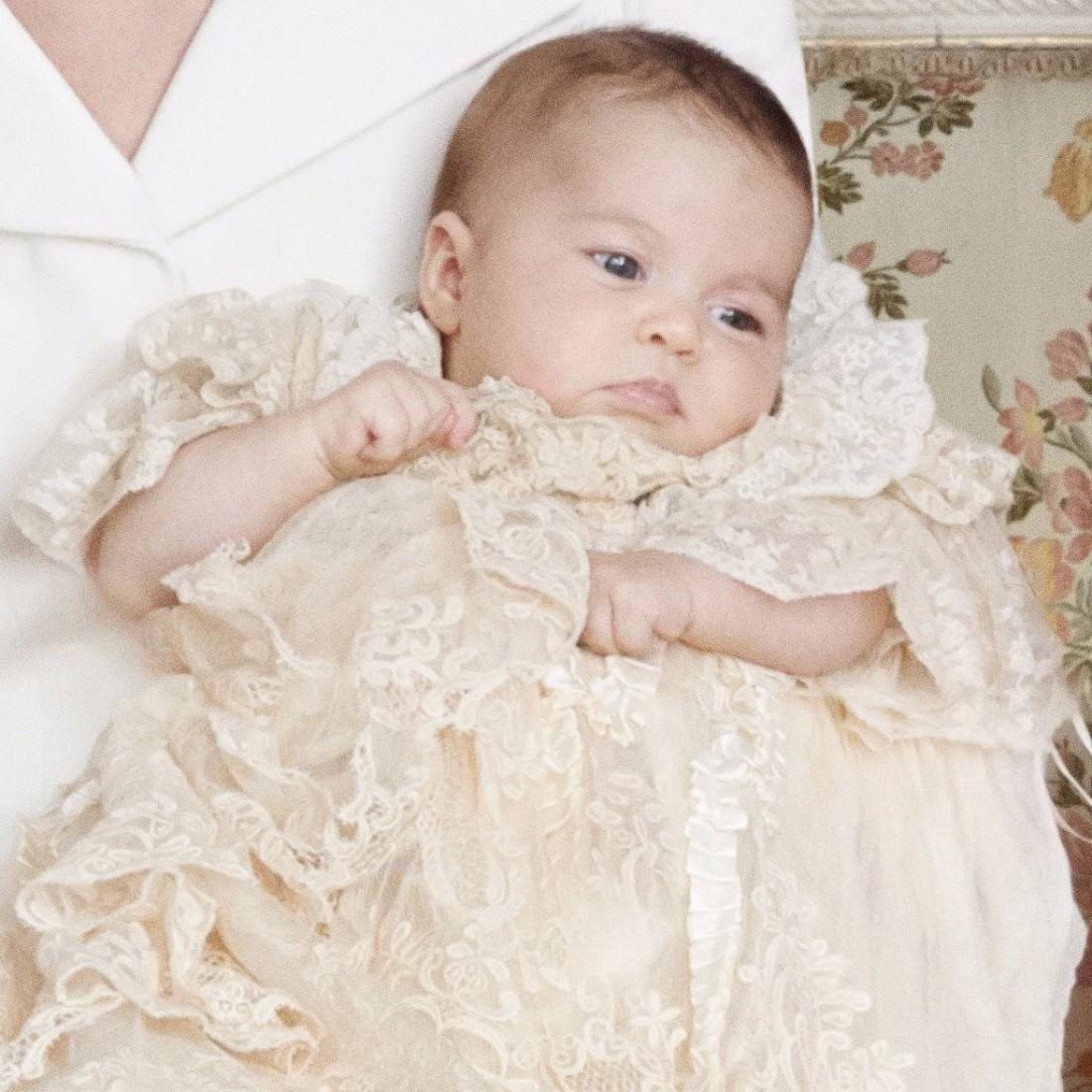 Принцесса Шарлотта – главное вдохновение года