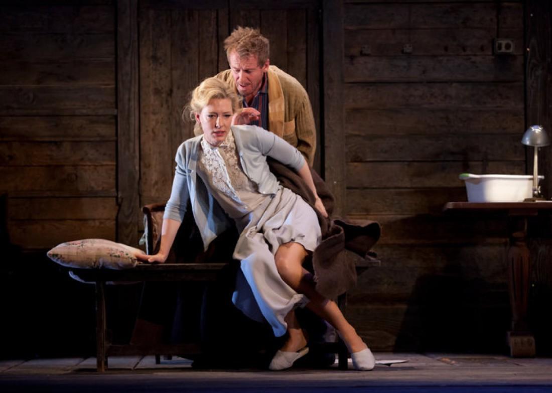 Кейт Бланшетт сыграет в спектакле по мотивам пьесы Чехова Подарок
