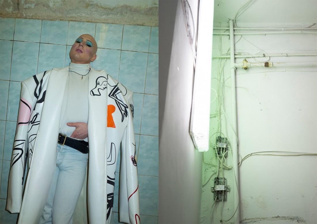 Украинские дизайнеры в Dazed and Confused