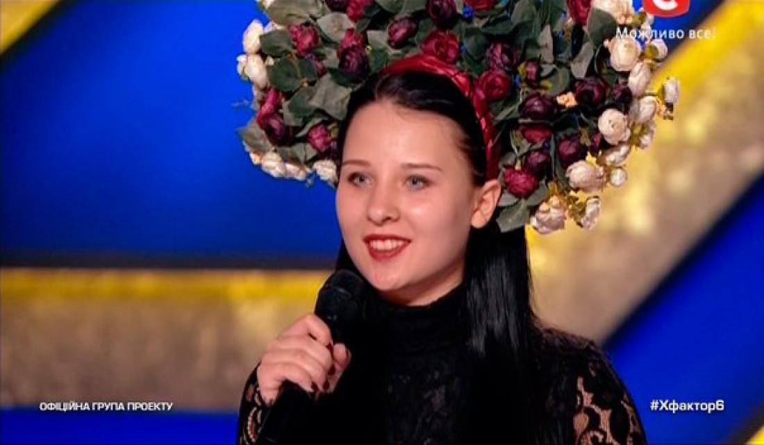 Х-фактор 6 сезон: Виктория больше впечатлила судей нарядом, нежели голосом