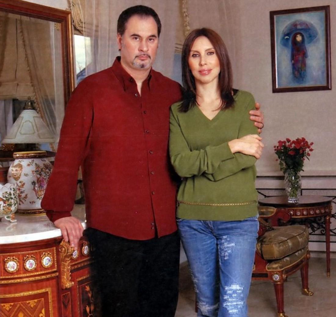 Валерий Меладзе с экс-женой Ириной