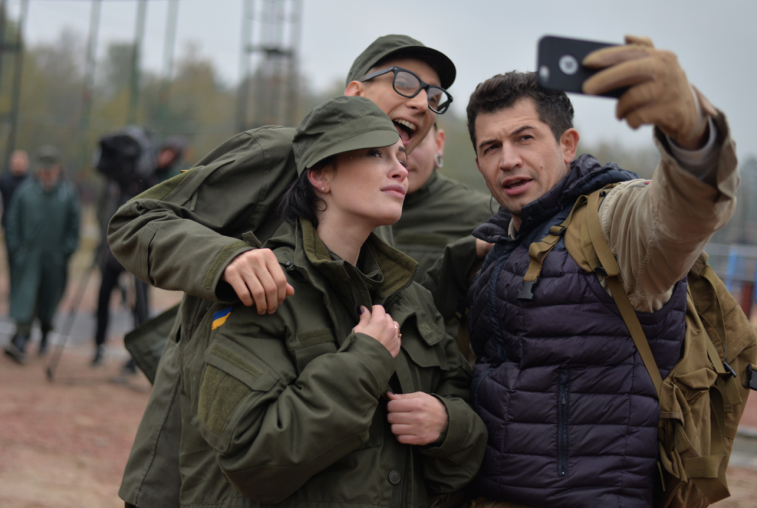 «Российская делегация должна приехать наЕвровидение под конвоем»— Украинская эстрадная певица