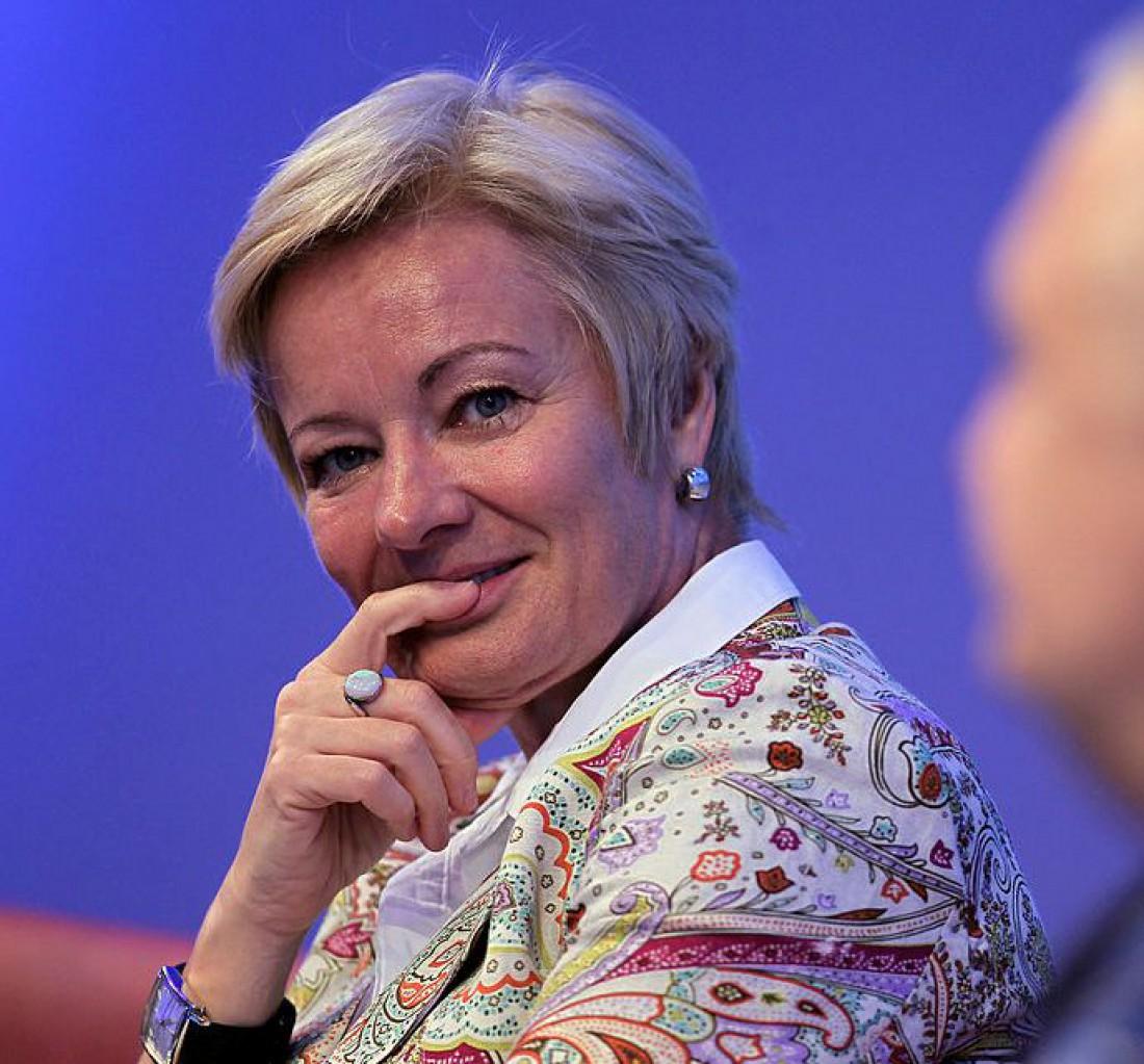 Евровидение 2017: генеральный директор Европейского вещательного союза (EBU) Ингрид Дельтенре