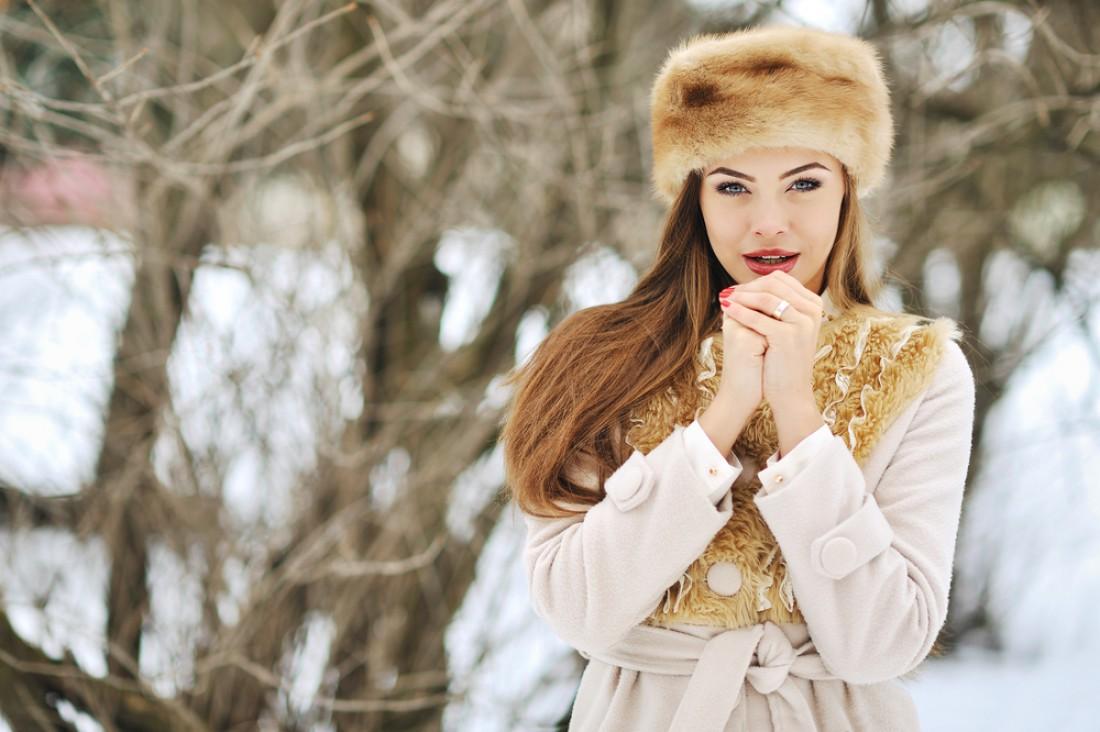 Не отказывайся от головного убора в сильные морозы