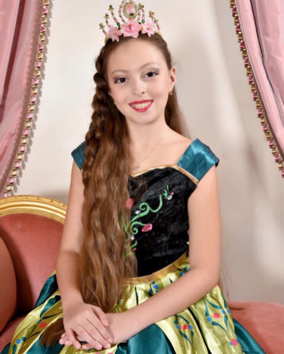 Дочь Оли Поляковой – Маша. Фото разместила певица.