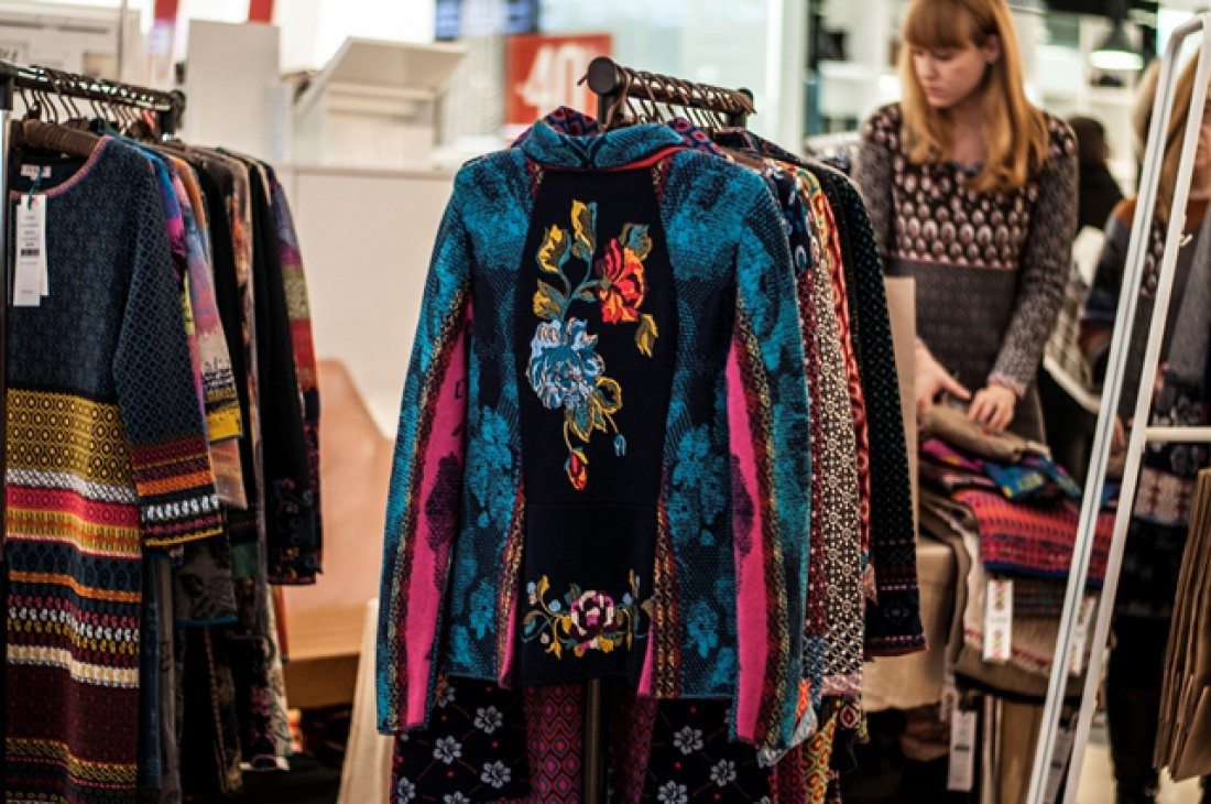 В рамках проекта свои коллекции представили молодые украинские бренды
