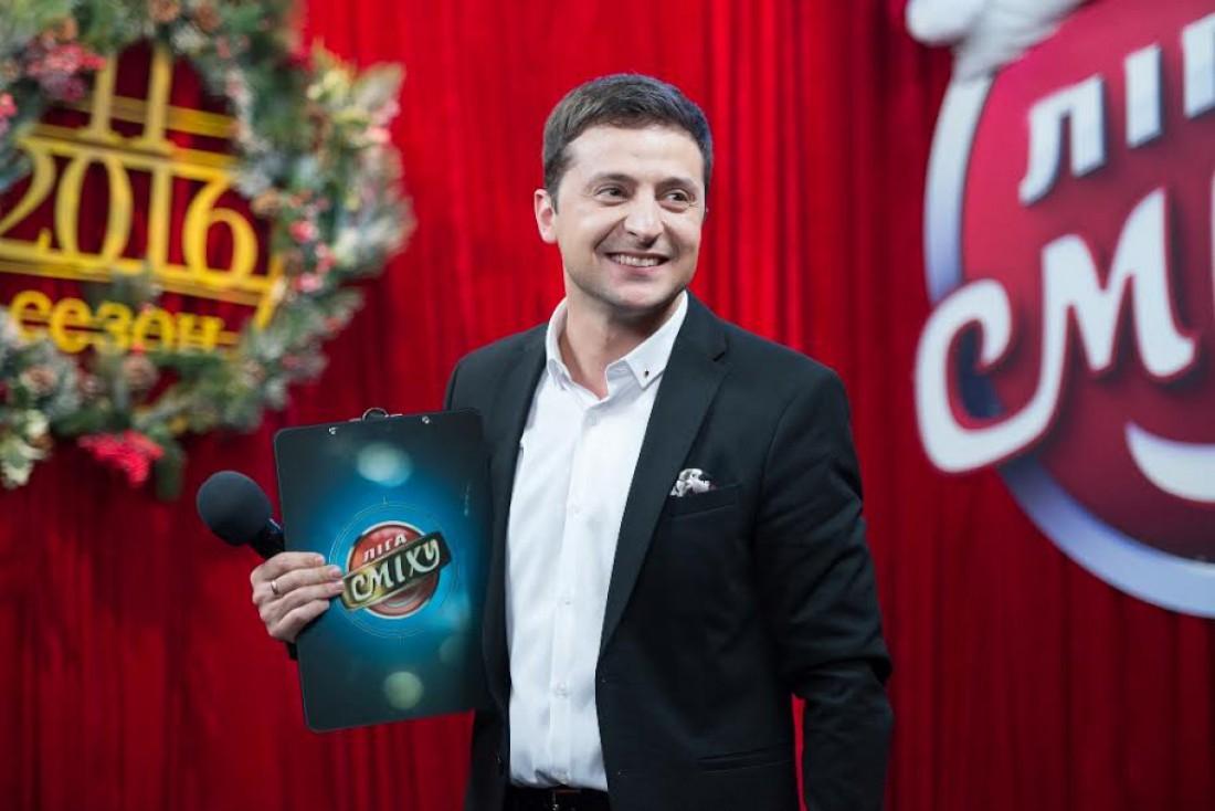В Киеве состоялся финал второго сезона Лиги смеха