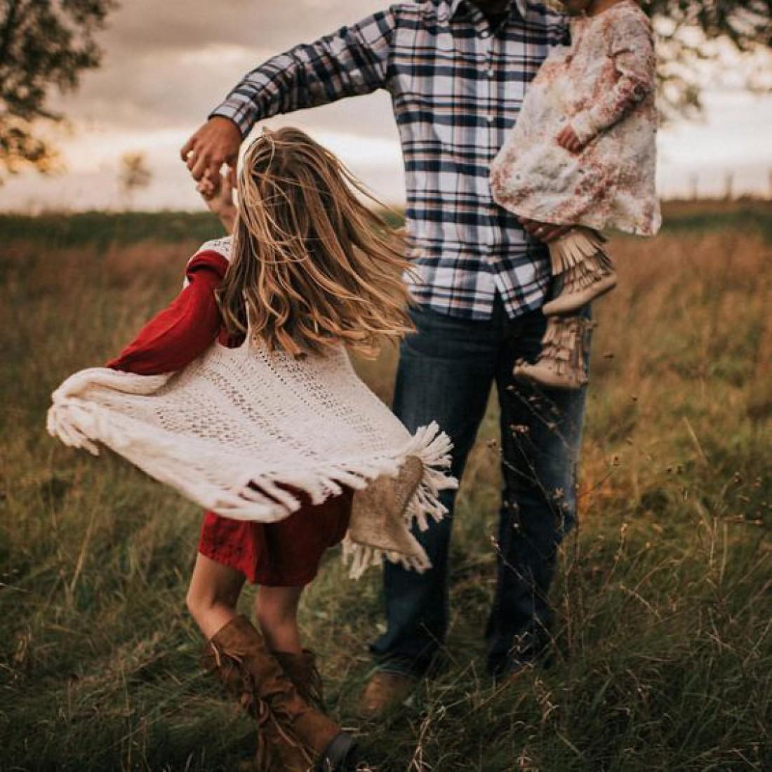 Как отношения с отцом влияют на ваши отношения с мужчинами: 4 важных фактора