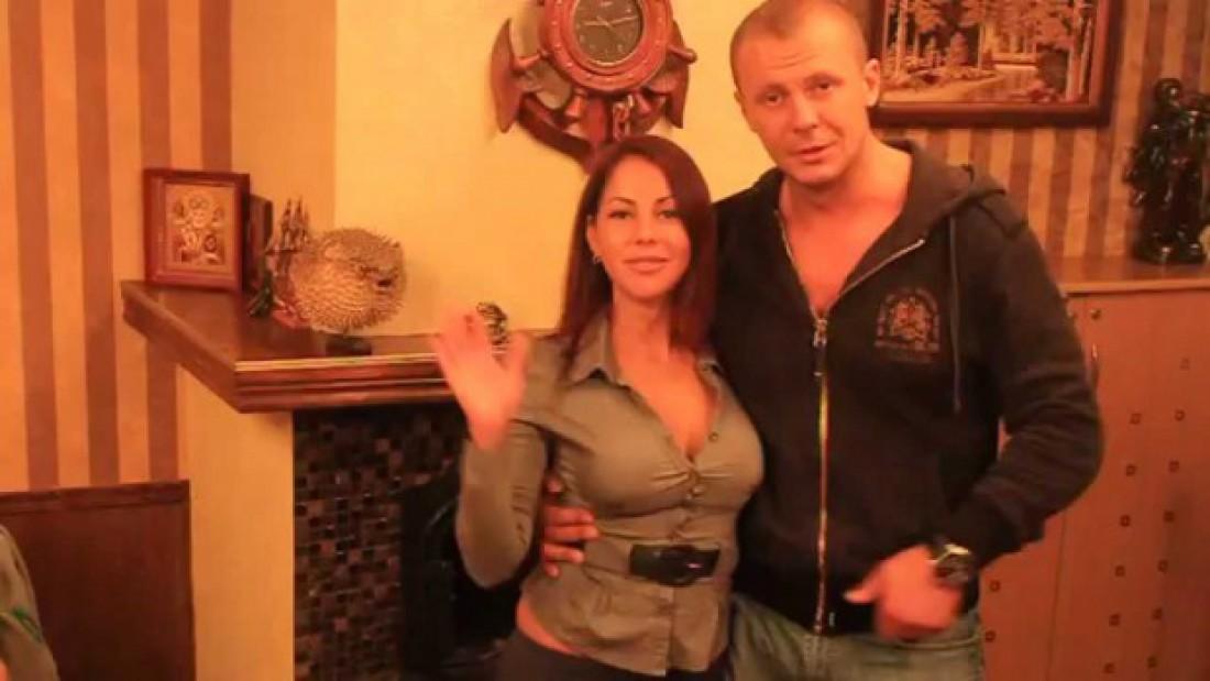 Елена Беркова и Андрей Стоянов