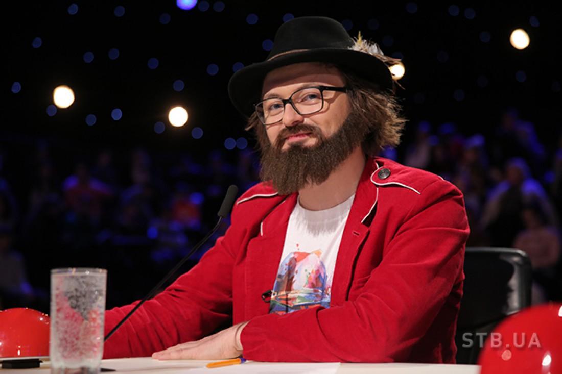 DZIDZIO стал членом жюри шоу Україна має талант. Діти