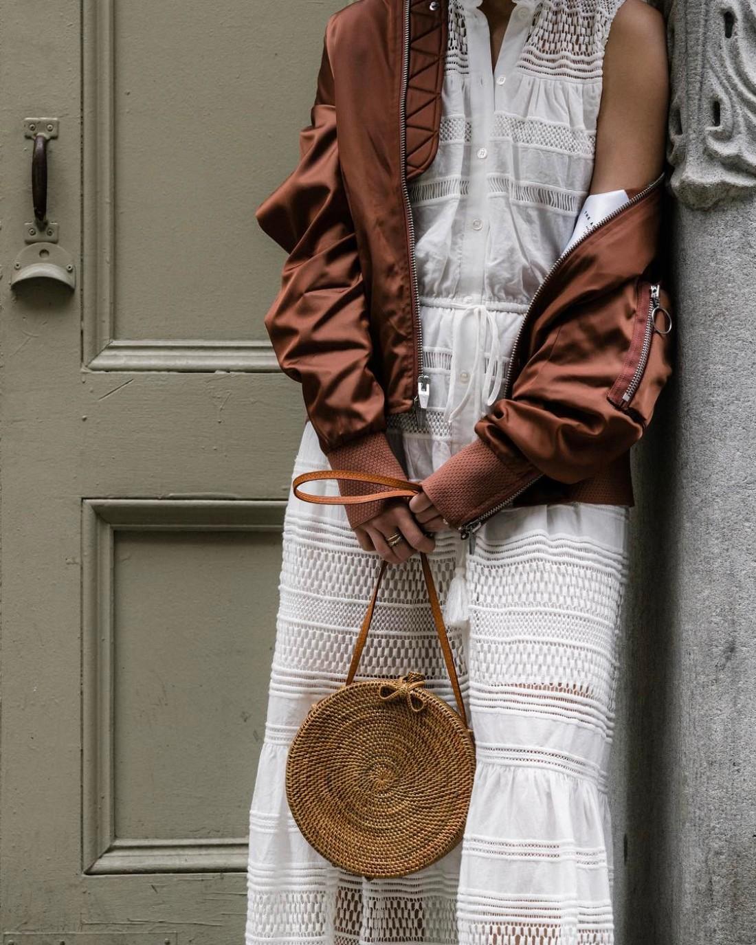 Модные тренды для весны и лета