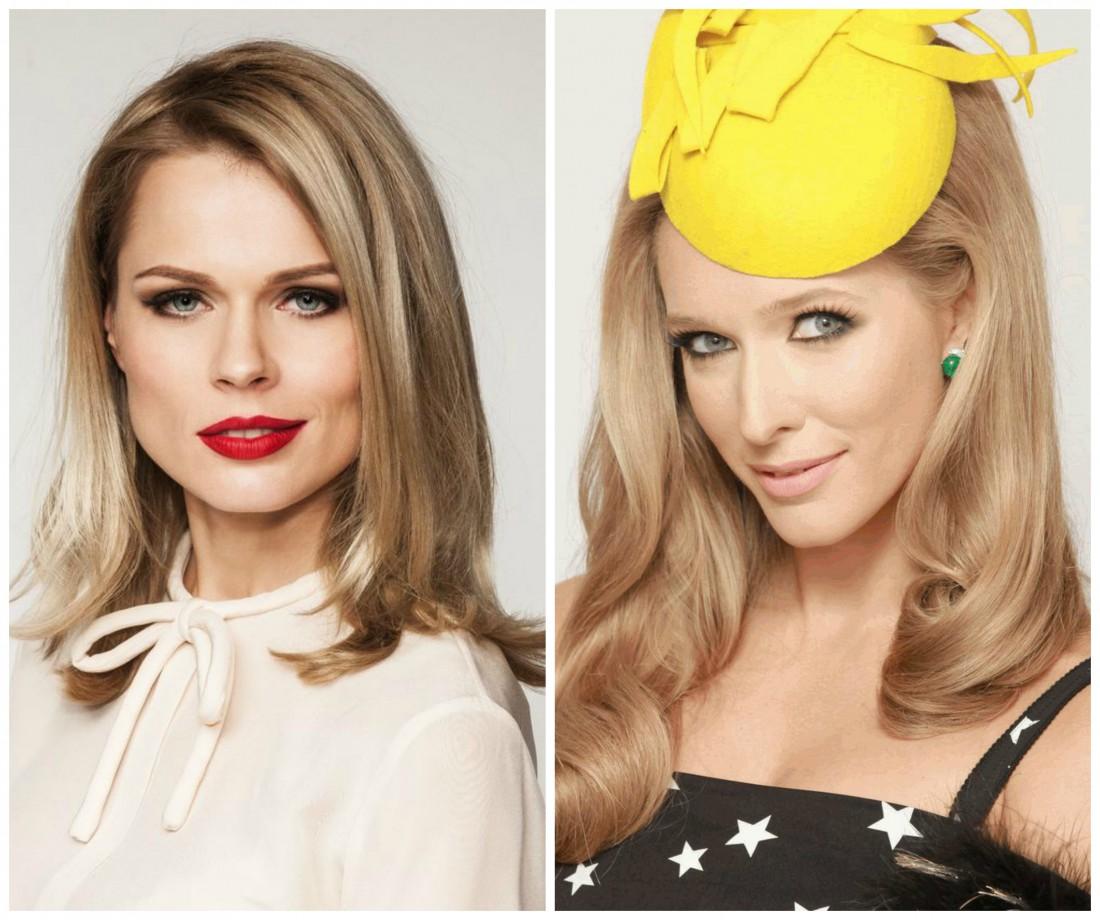 Телеведущие Ольга Фреймут и Катя Осадчая заняли почетные места в рейтинге