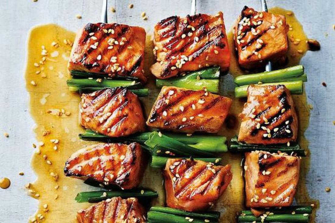 Оригинальный маринад в азиатском стиле для мяса и рыбы