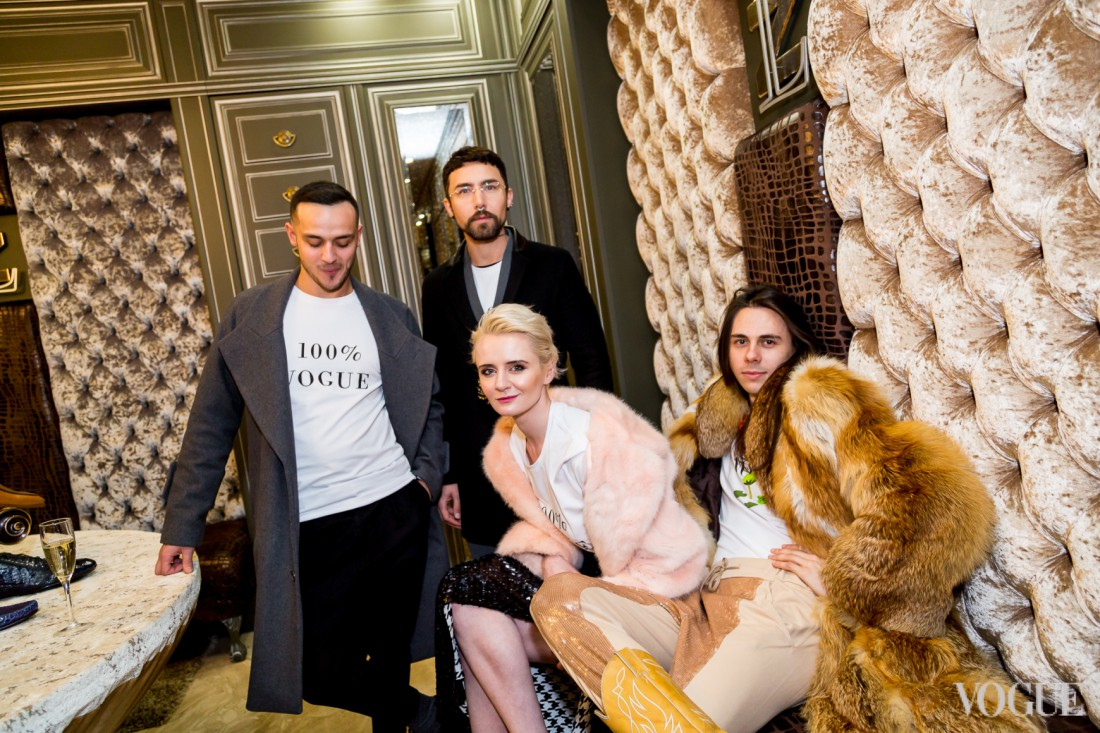 Zlocci на Vogue Fashion's Night Out