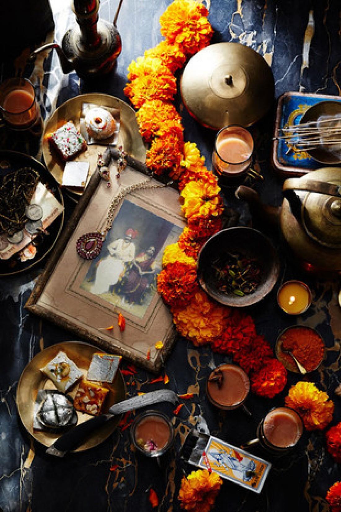 Чайные традиции: Индия
