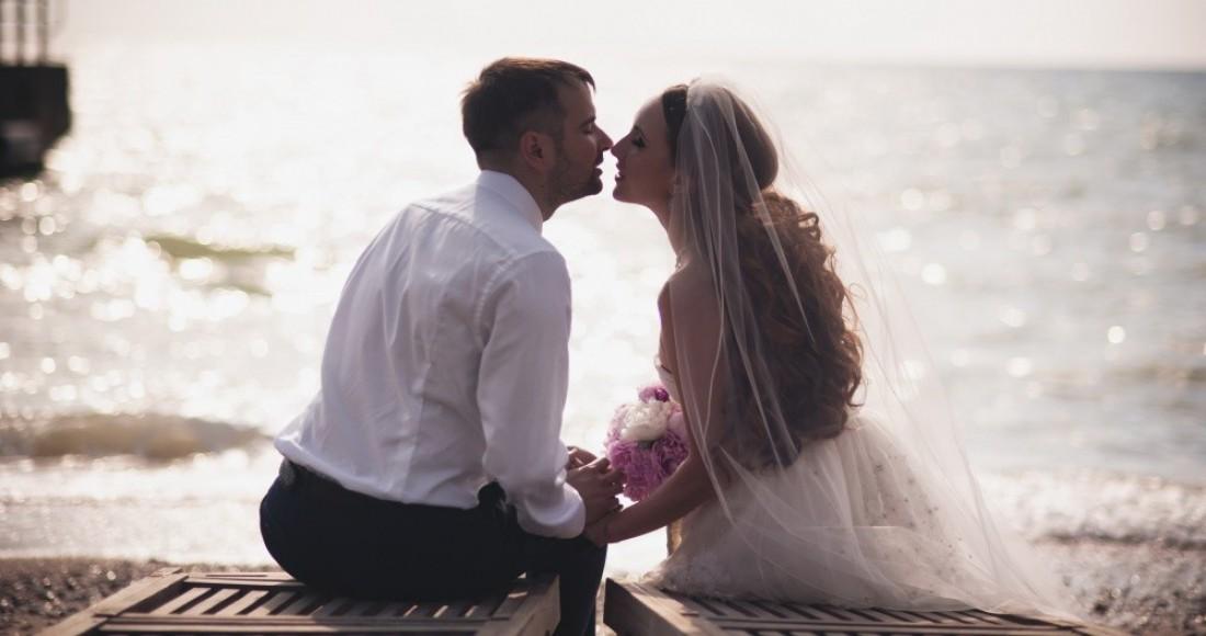 Свадьба не побережье