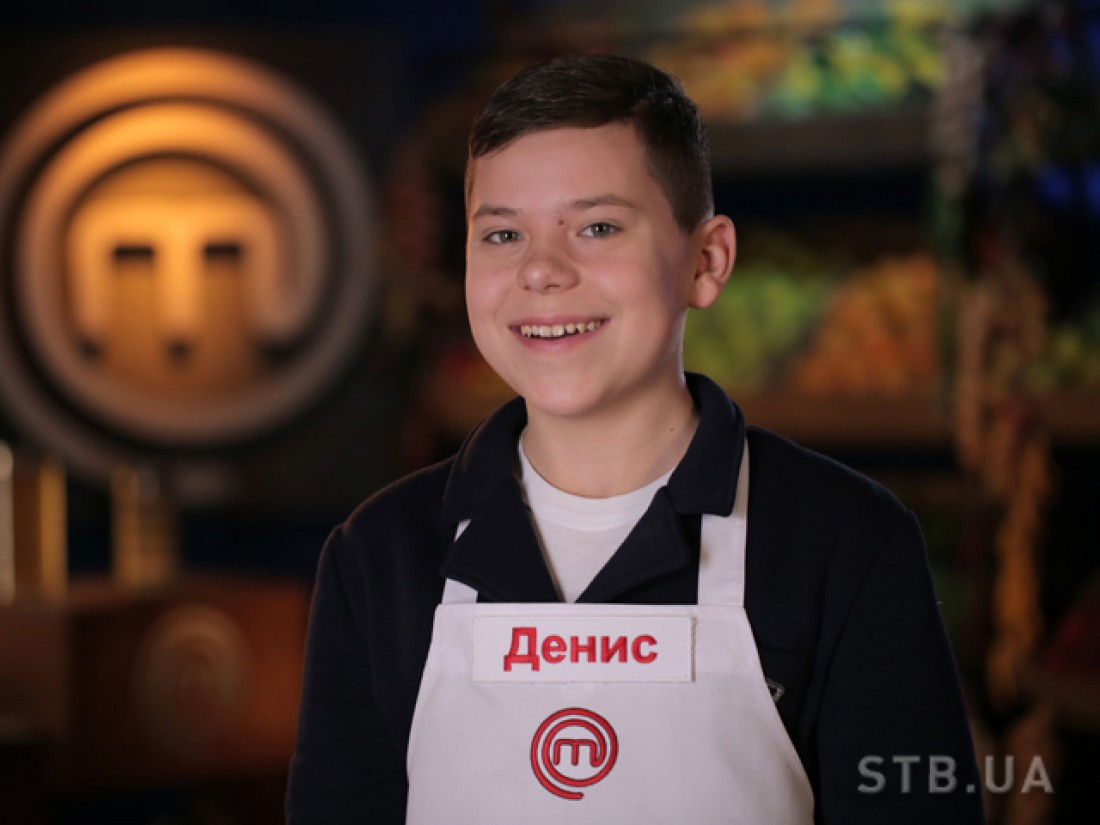 МастерШеф Діти 2 сезон онлайн: Денис покинула шоу