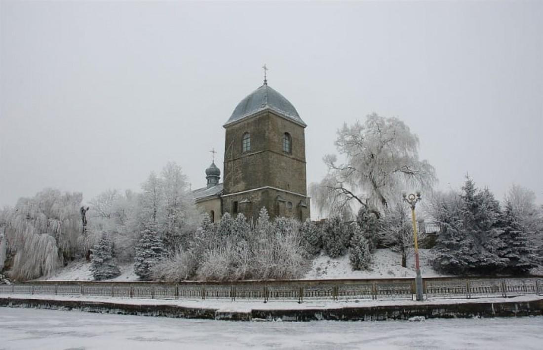 Воздвиженская церковь, Тернополь