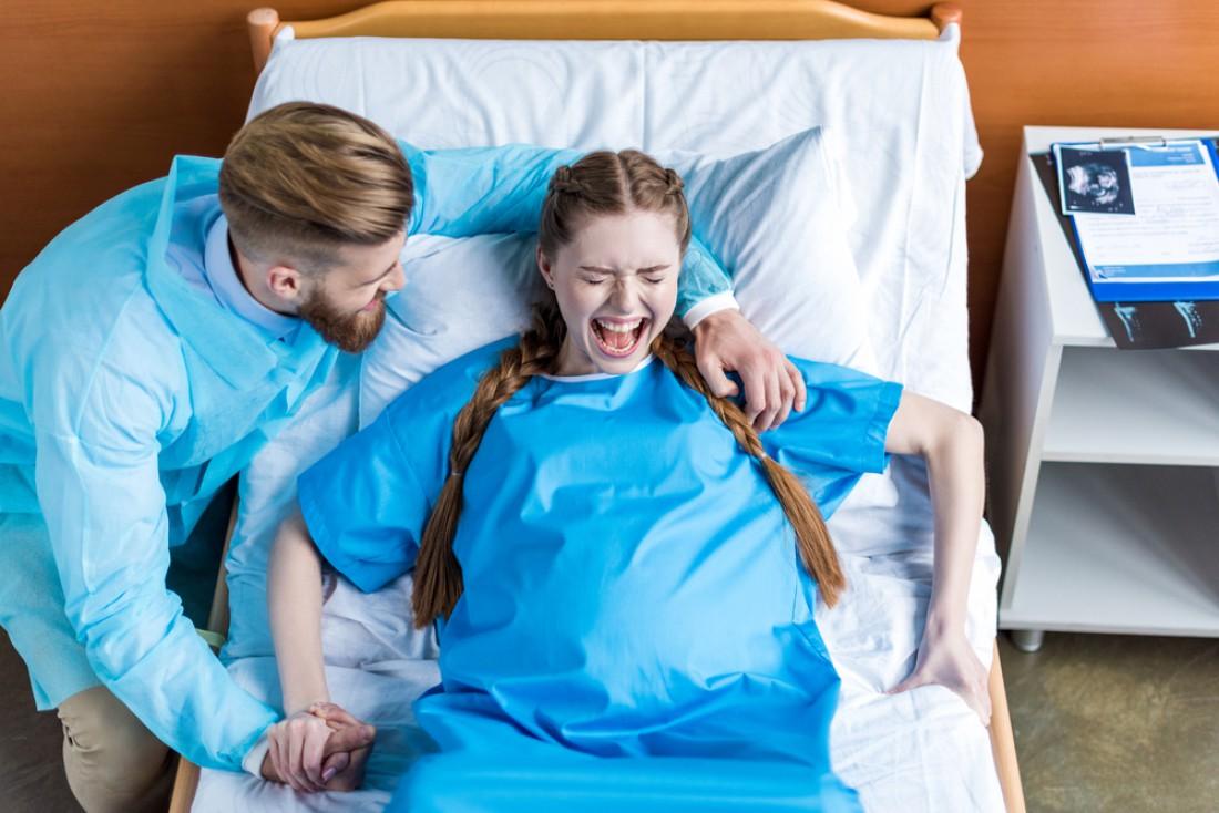 Медосмотр беременных русских