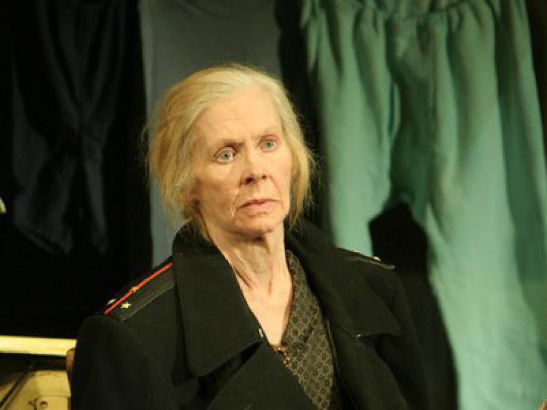 Актриса Татьяна Щуко