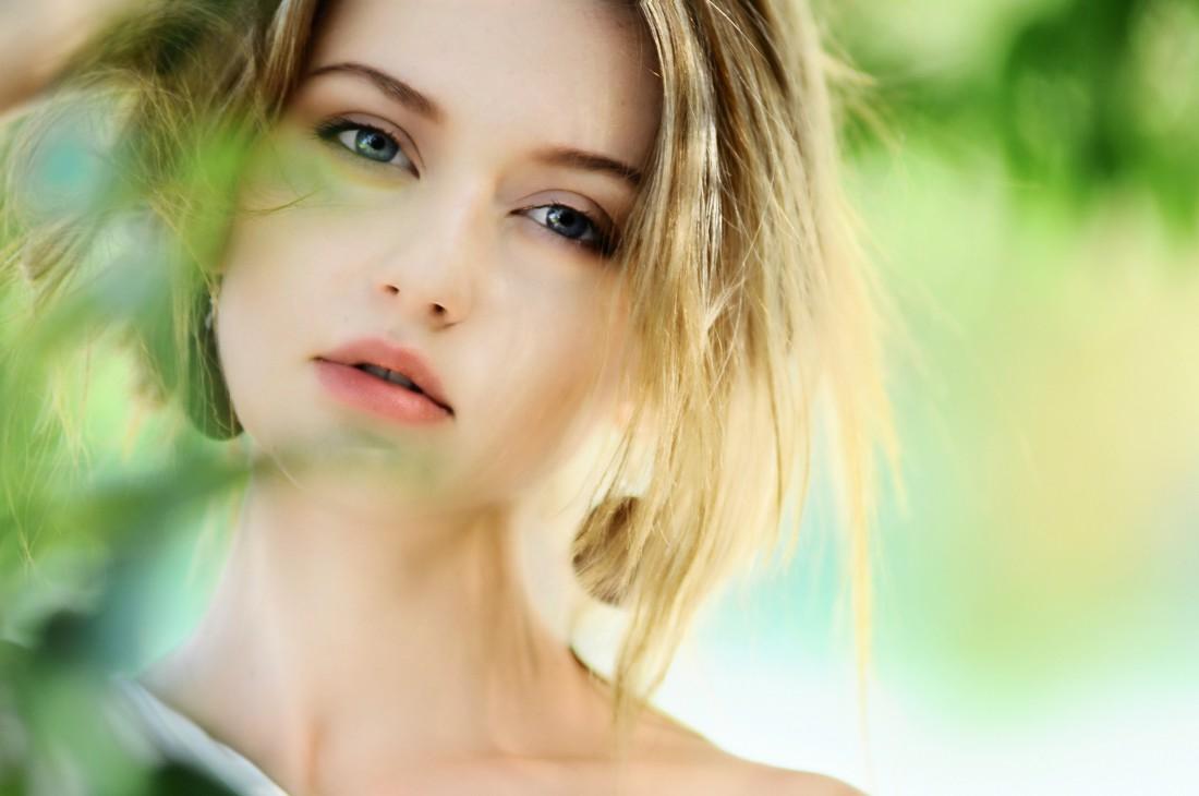 Идеал женской красоты