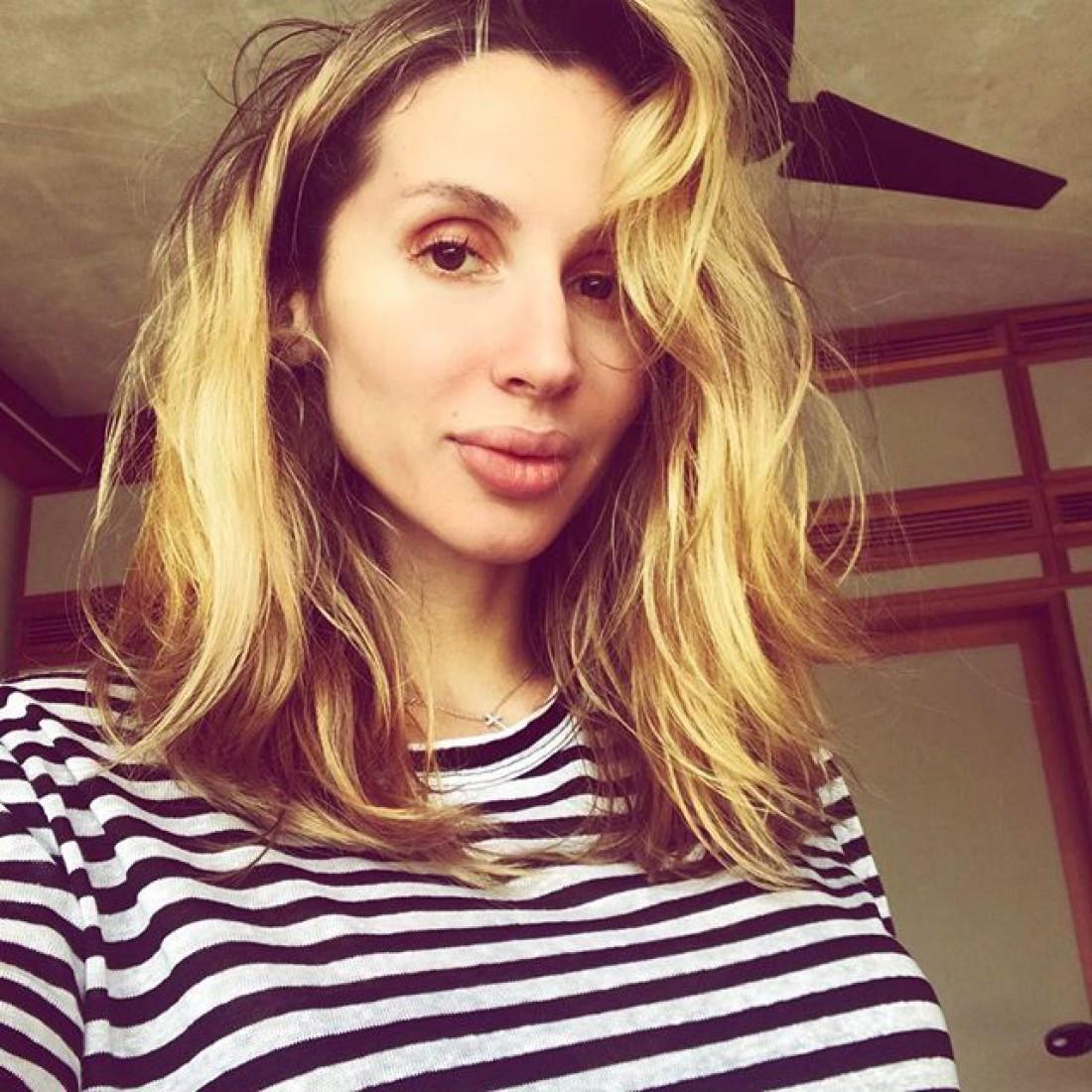 Украинская певица отправилась на отдых