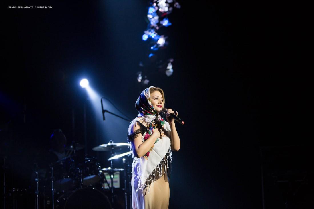 Тина Кароль выступила в Нью-Йорке