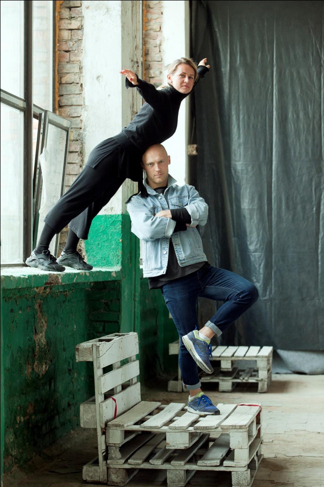 Урбанистический театр танца Low Air из Литвы