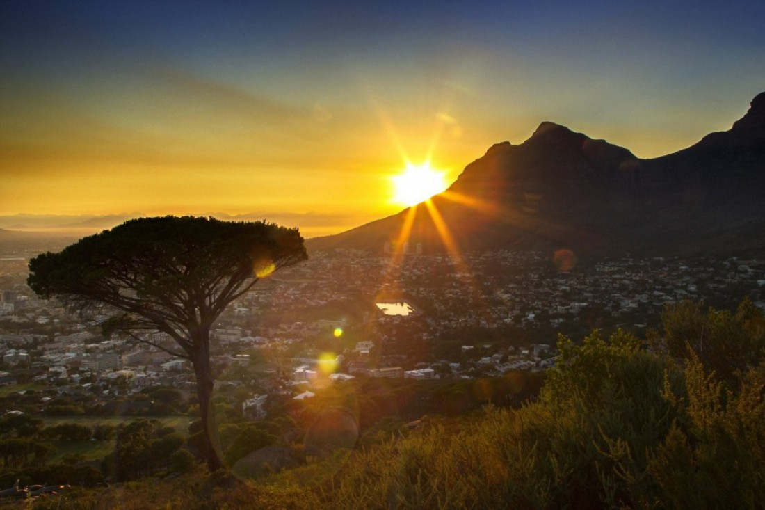 Гора Лайонс-Хед, ЮАР