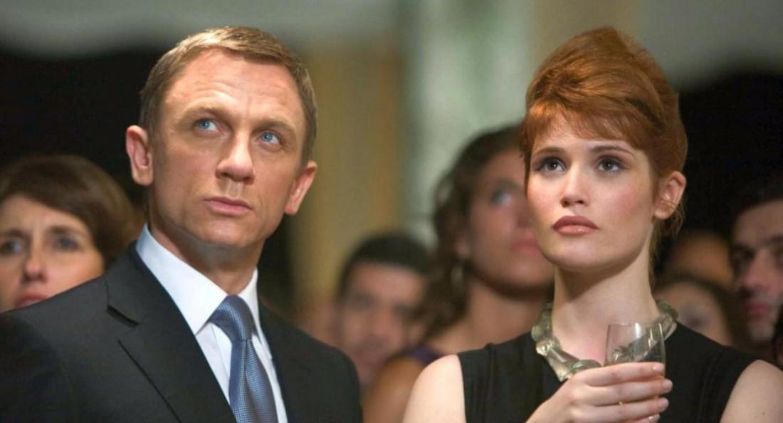 Джемма Артертон жалеет, что сыграла девушку Бонда в